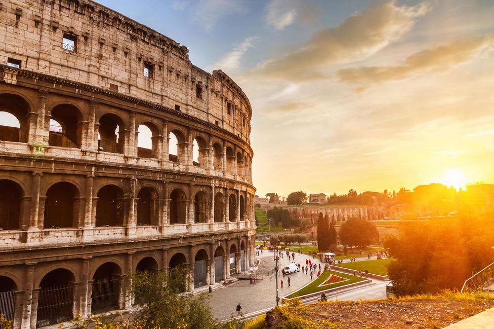 The Colosseum, Rome