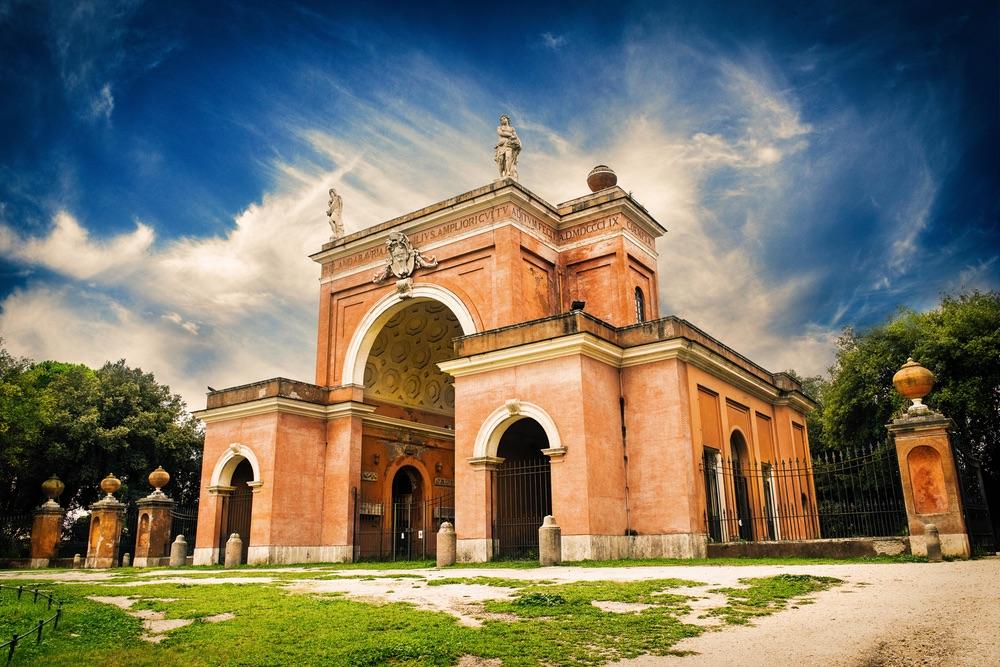 Monteverde, Rome