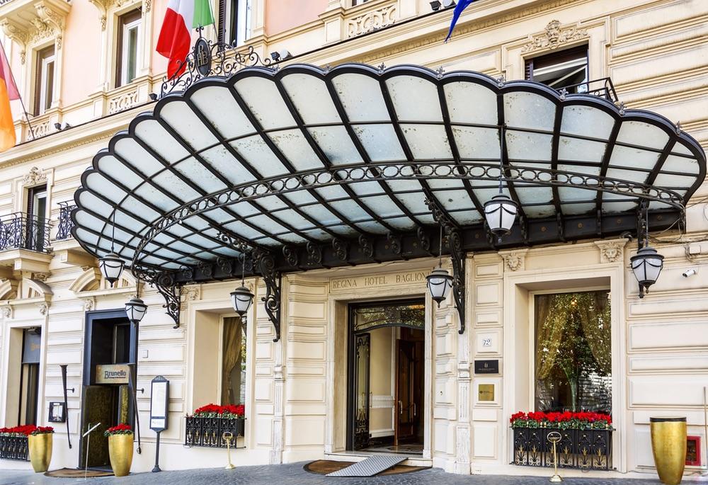 Via Veneto Rome